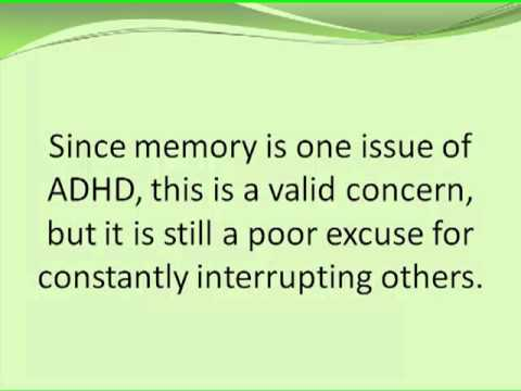 ADHD Communication Problems