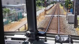 遠州鉄道モハ25号吊り掛け走行音(車内)