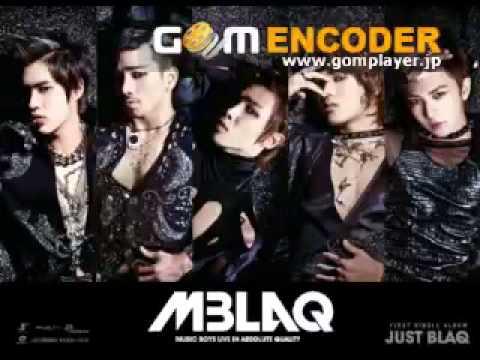 MBLAQ @ Japan (Nagoya) 【radio program gest】 5/13 OA. 2/2
