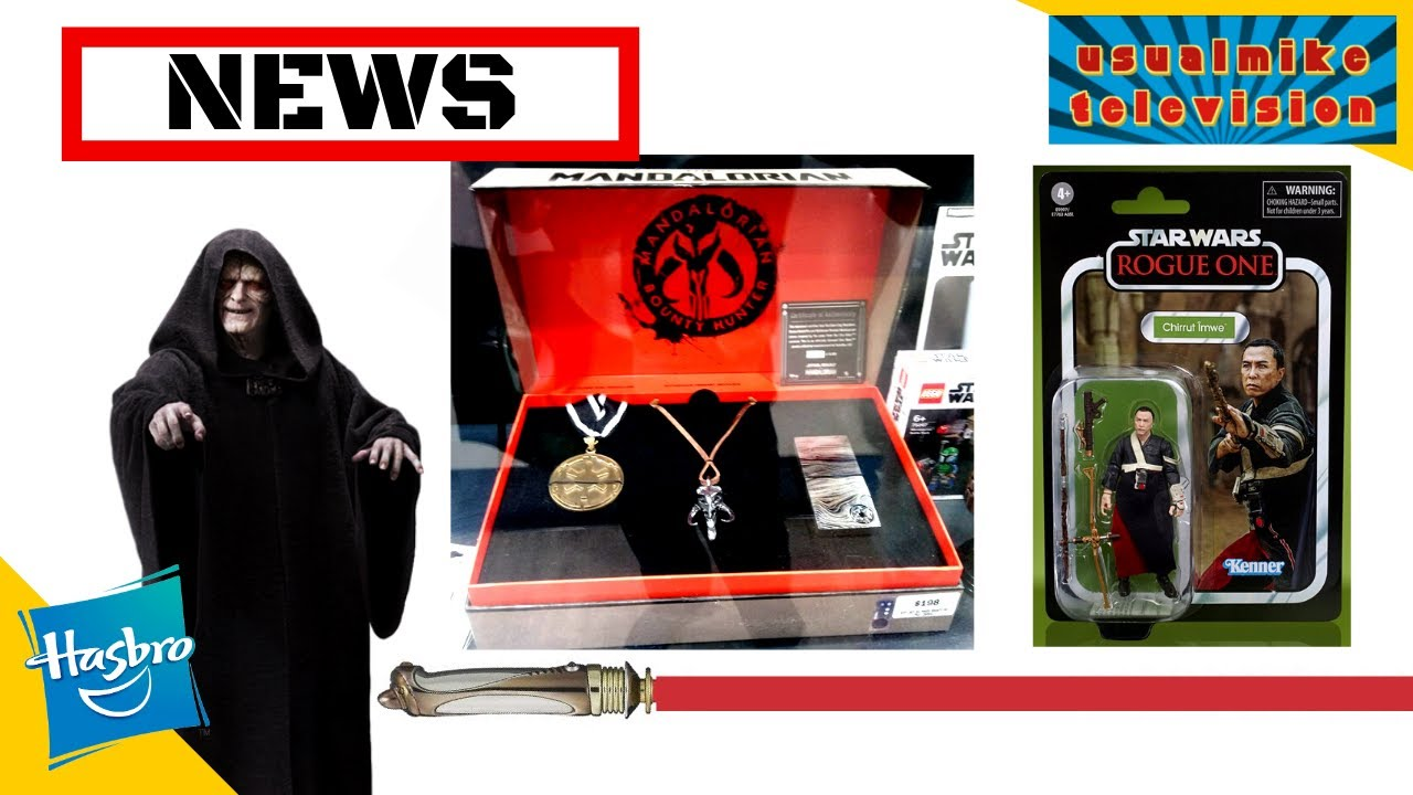 STAR WARS ACTION FIGURE NEWS NEW BLACK SERIES PACKAGING DETAILS, DARTH SIDIOUS SABER GLOBAL CON EXC