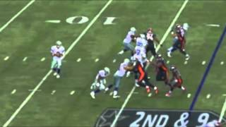 Dallas Cowboys Tony Romo Dez Bryant Lack Precision Passing Game