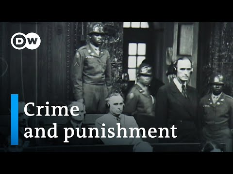 Nazis on trial | DW Documentary