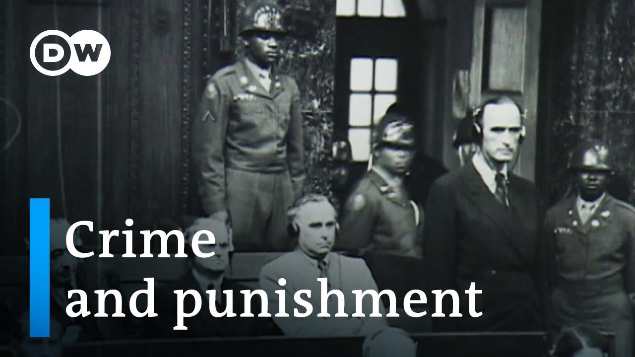Nazis on trial | DW Documentary