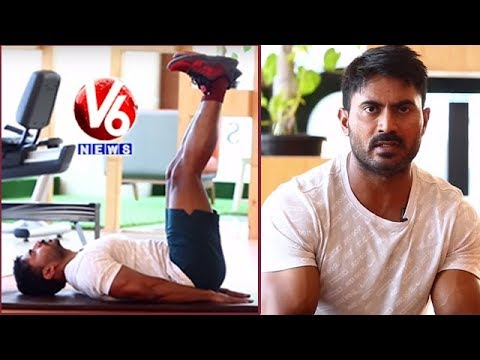 4 Simple Exercises To Reduce Belly Fat | Trainer Venkat | Fitness 360 | V6 News