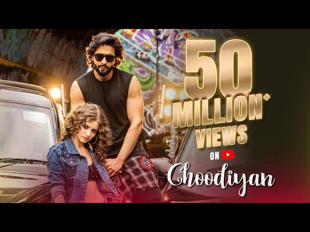 Choodiyan - Official Video | Jackky Bhagnani | Dytto | Gaana Originals