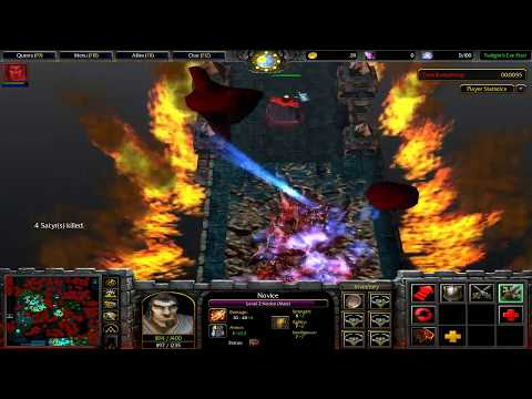 Warcraft 3 Twilight's Eve ORPG
