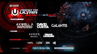 Road to Ultra Hong Kong 2018 Lineup Video
