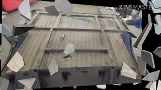 Доработка кузова УАЗ патриот пикап