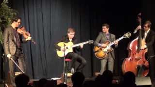 Rhythm Future Quartet - Ornithology (Gypsy Jazz)