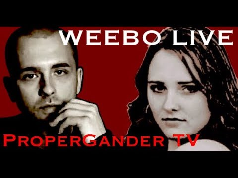ProperGander TV and Weebo Have A Chat