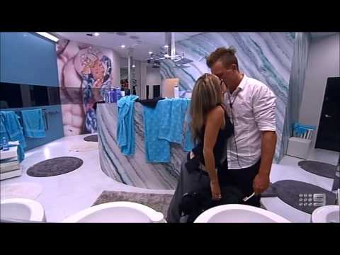 Cat and Lawson | Big Brother AU '14