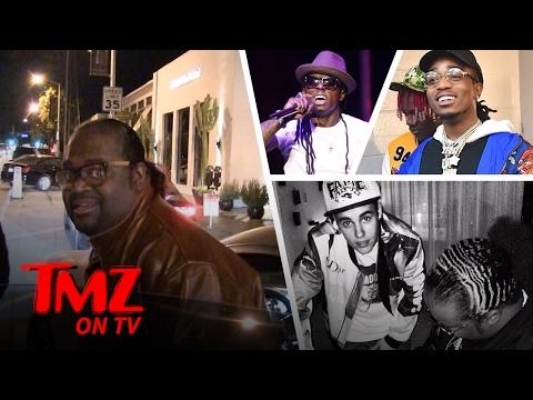 Justin Bieber, Chance The Rapper, Quavo, Lil Wayne & DJ Khaled Could Be A Super Group!   TMZ TV