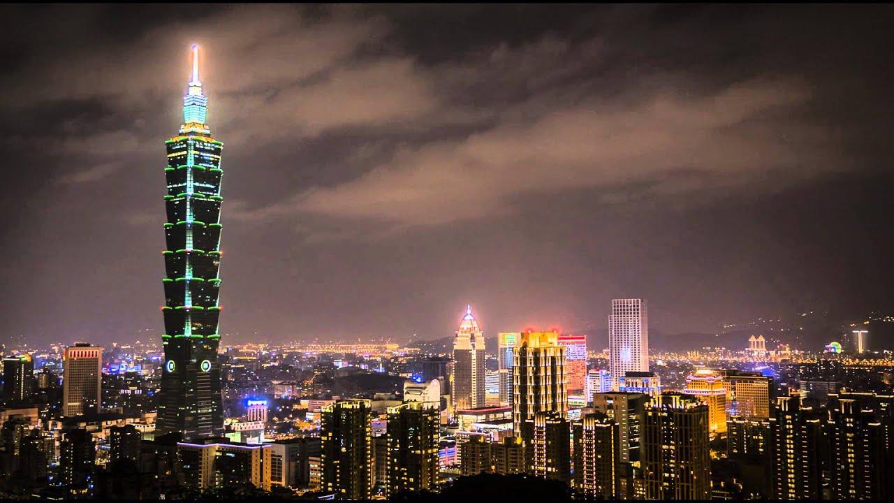 Skyscraper Wallpaper Hd Taipei 101 Time Lapse 台北101縮時攝影1080p Hd Youtube