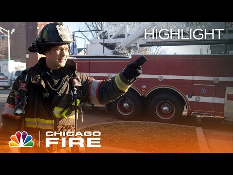 Severide's Done Some Digging On Gorsch, And It Looks Like He's In Trouble - Chicago Fire