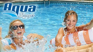 Aqua Lounges by Aqua-Leisure