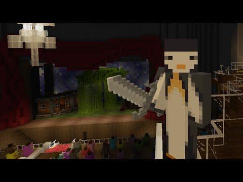 Minecraft Xbox - Murder Mystery - Theatre