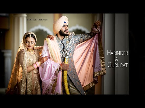 Love Is Magical Thing | Harinder & Gurkirat | Next Day Edit | San Jose, CA
