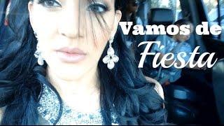 Nos vamos de Fiesta! Vlogs JasminMakeup1 Thumbnail