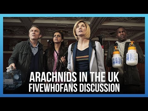 Doctor Who: Arachnids in the UK - FiveWhoFans Discussion