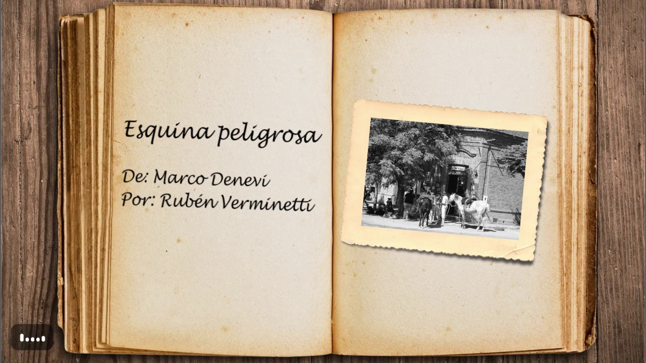 Esquina peligrosa - YouTube
