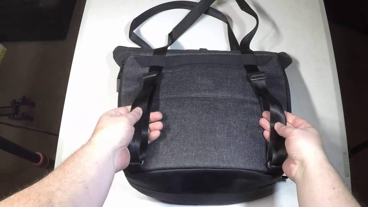 Peak Design Everyday Tote Bag Review