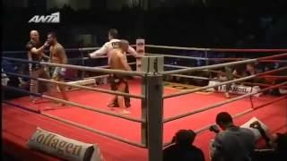 IRON CHALLENGE 2012: Iron Mike Zambidis VS Fadi Merza