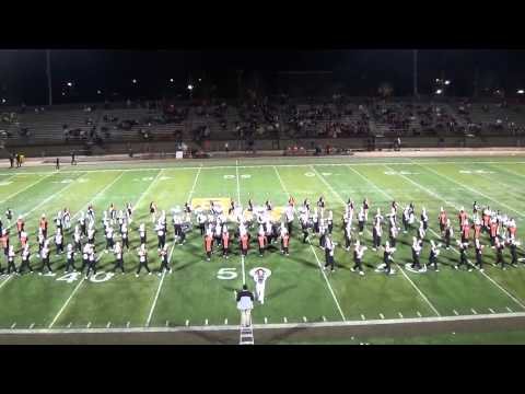 North Olmsted Eagles Marching Band
