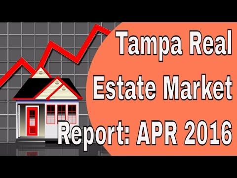 Tampa Real Estate Housing Market Report For April 2016 - Tampa Realtor