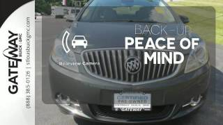 Certified 2016 Buick Verano St Louis MO St Charles, MO #160177A