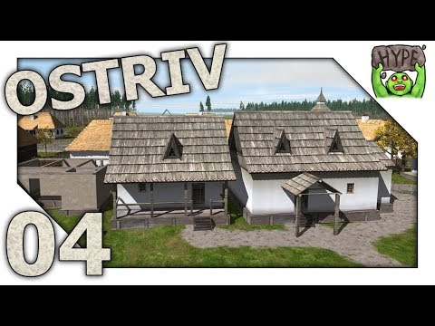 Ostriv Playthrough - Ep 04 - Hemp & Textiles!