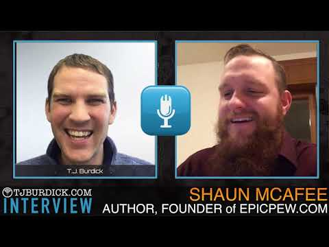Interview with Shaun McAfee