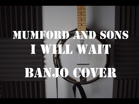 Mumford and Sons - I Will Wait - Banjo Cover