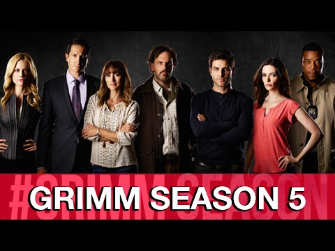 Grimm Season 5 Interviews - Sasha Roiz, Claire Coffee, David Giuntoli, Bree Turner, Reggie Lee