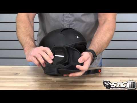 Shark Raw Helmet Review from SportbikeTrackGear.com