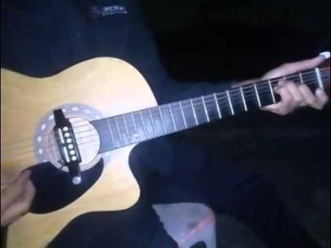 Projector - Sudah Ku Tahu gitar chord (akustik cover)
