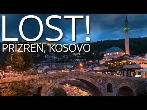 I Got Lost in Prizren Kosovo