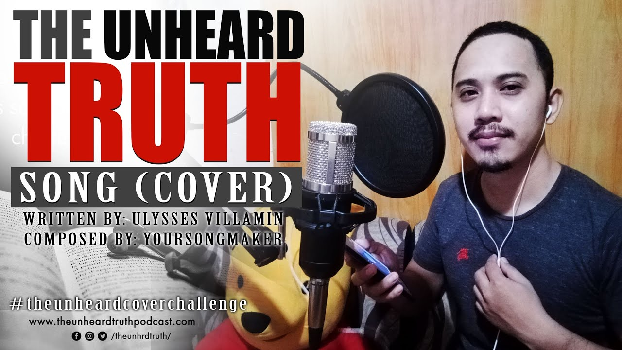 Download THE UNHEARD TRUTH SONG COVER | CHALLENGE BY MARVIN ORTIZ