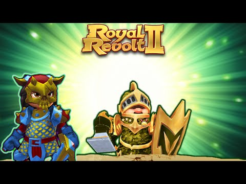 Royal Revolt 2 - Tutorial Who is the General in our Alliance ?