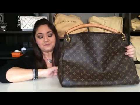 Louis Vuitton Artsy MM Review 2015