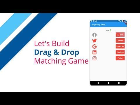 Flutter Tutorial for Beginners - Drag & Drop UI Builder