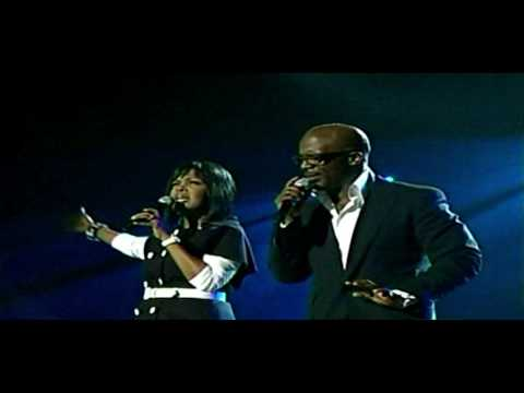 """BeBe and CeCe Winans""--""Grace""--(LIVE)"