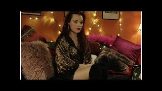 EastEnders Whitney Carter's webcam strip tease SLAMMED