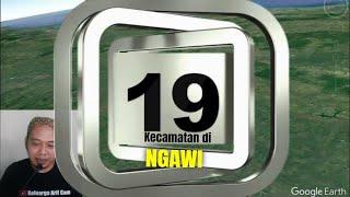 Kecamatan Terluas di Kabupaten Ngawi Jawa Timur (Basa Jawa)
