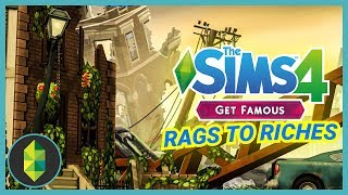 FAN MEET & GREET - Part 7 - Rags to Riches (Sims 4 Get Famous)