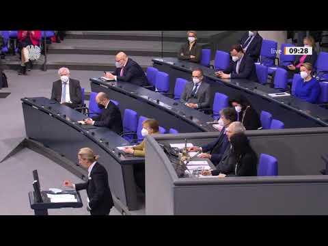 Alice Weidel zur Corona-Regierungserklärung von Merkel