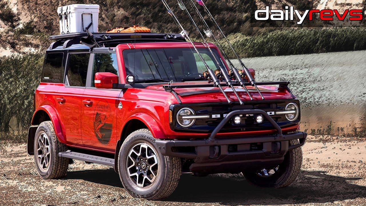 All-New Ford Bronco Adventure Concepts | Bronco 2-door & 4-door | Bronco Ride Experience !