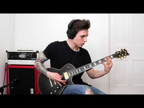 MALEVOLENCE - SLAVE TO SATISFACTION - GUITAR COVER