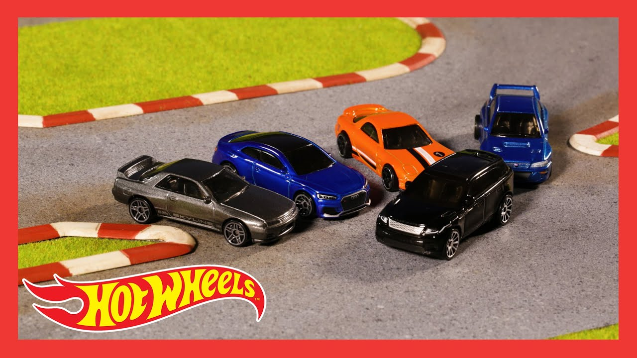 HW TURBO™ in GETTING UPGRADED | @Hot Wheels