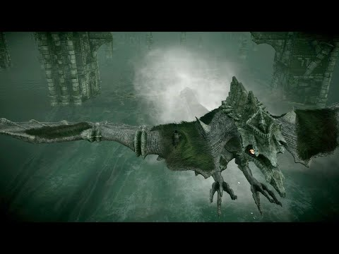 Shadow Of The Colossus OST - A Despair-Filled Farewell [Extended]