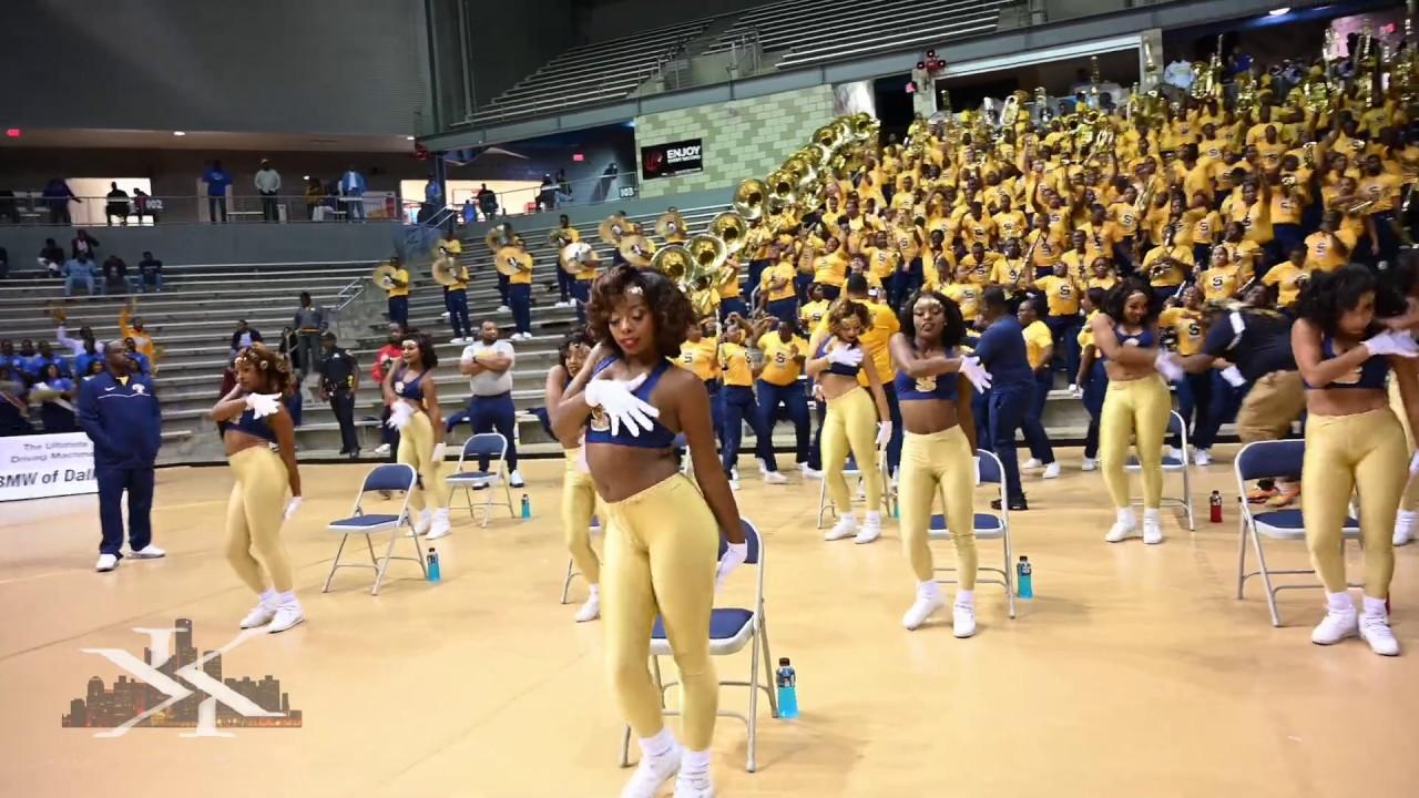 Southern University Marching Band - Better Not Fight - 2019 |4K|
